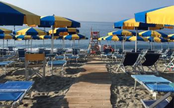 Stabilimenti balneari turismo celle ligure